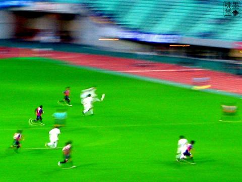 20080830::土曜日はサッカー観戦